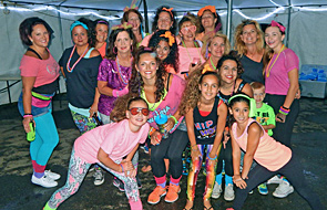 Celebrating the eighties at Sanborn Shore Acres